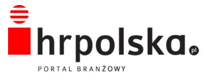 Wywiad dla HR Polska