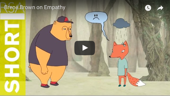 Brené Brown on Empathy