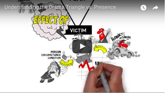 Understanding the Drama Triangle vs. Presence